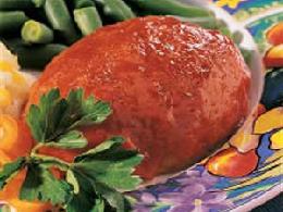 Ham Loaf Dinner