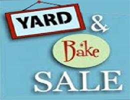 UMW Yard and Bake Sale Post
