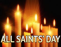 All Saints Day Post 2015