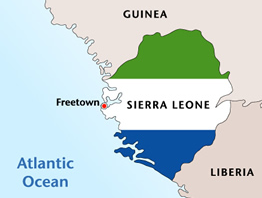 Sierra Leone Trip Post