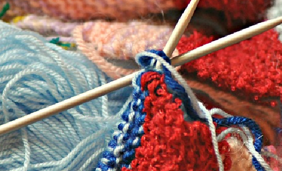 Knit at Night Event