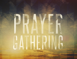Prayer Gathering Post